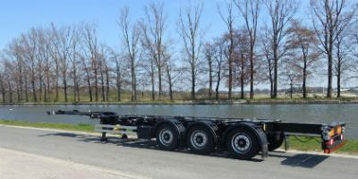 Multifunctional container chassis 40 FT