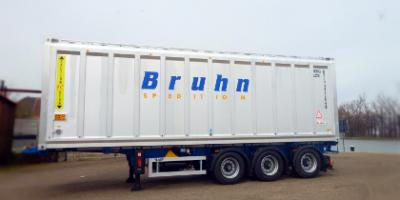 LAG Trailers drukloze box container